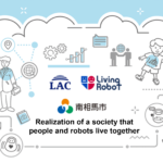 Start a joint project with LAC Co., Ltd.